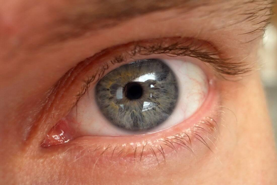 помутнение зрения причины