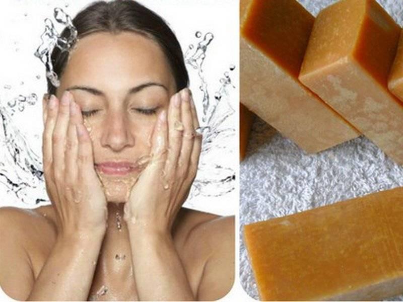 хозяйственное мыло при насморке