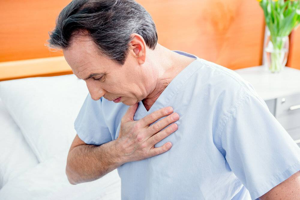 «сердечный кашель»: причины возникновения, симптомы и лечение