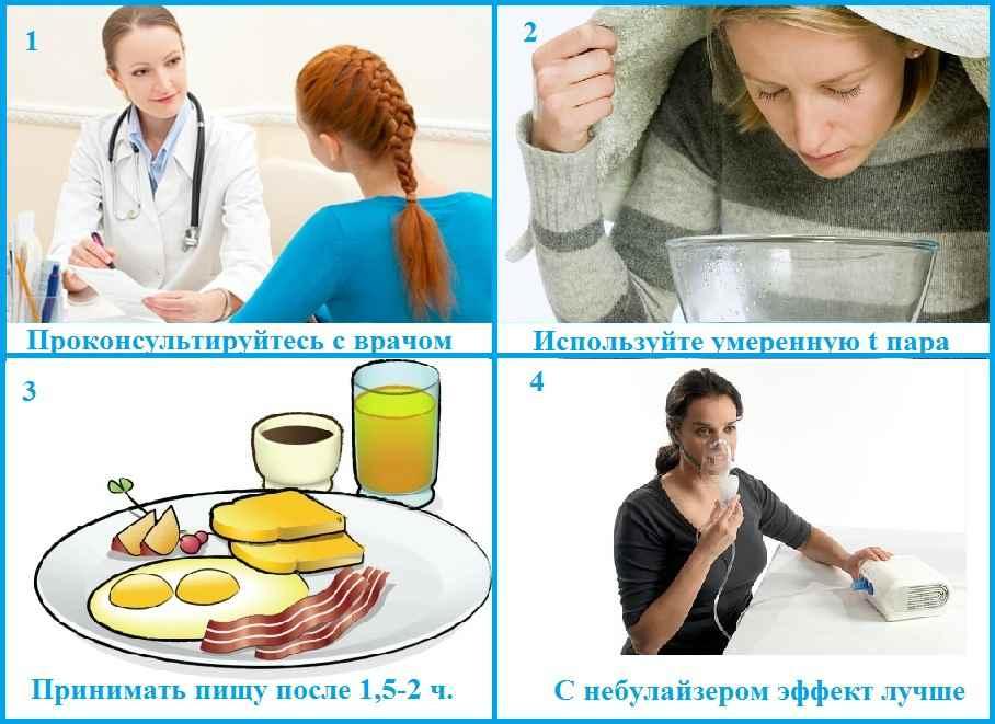 Лечение небулайзером. как делать ингаляции небулайзером детям? рецепты растворов для ингаляций небул