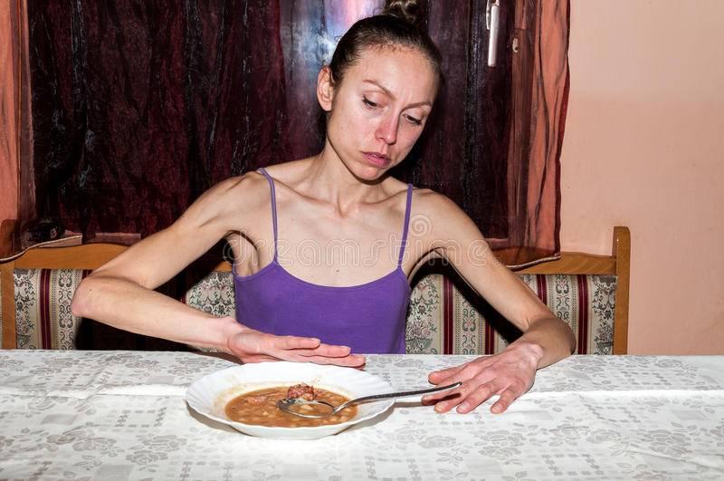 путь к анорексии