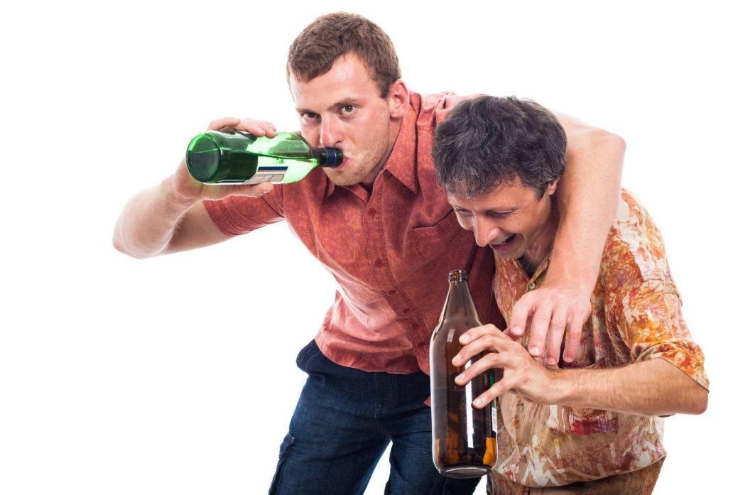 запойный алкоголизм последствия
