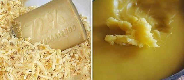 лечение гайморита хозяйственным мылом
