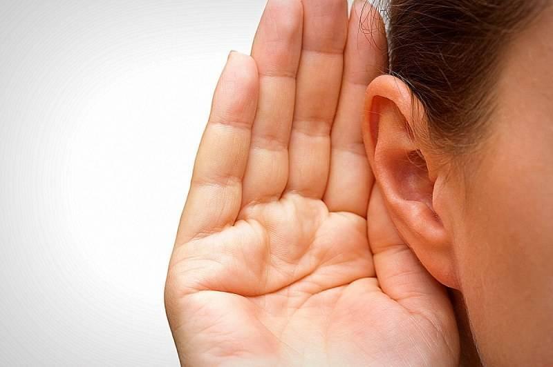 глухота после отита