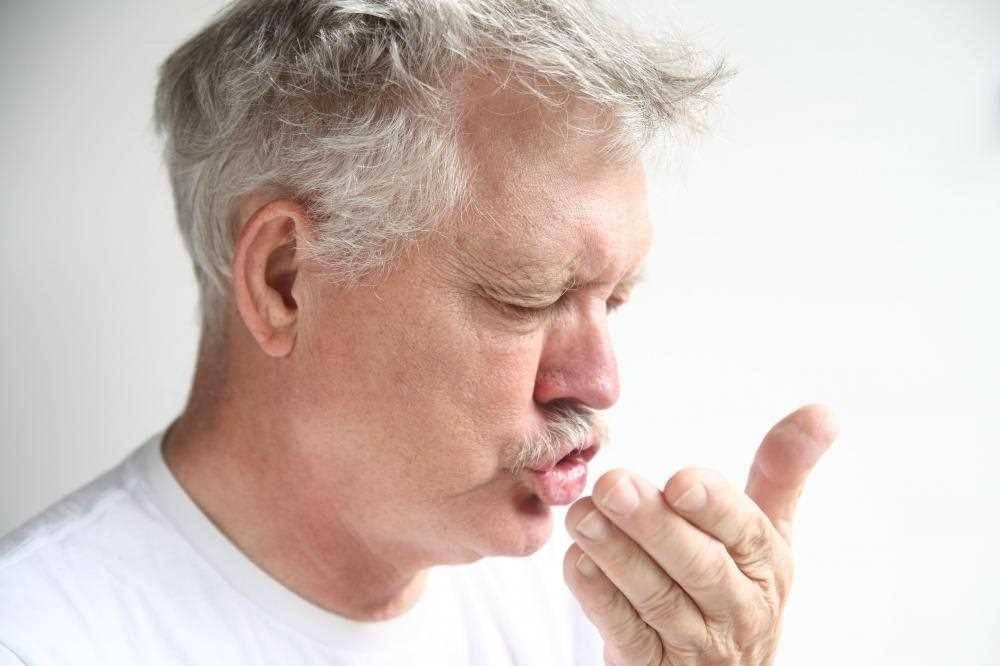 удушающий кашель причины