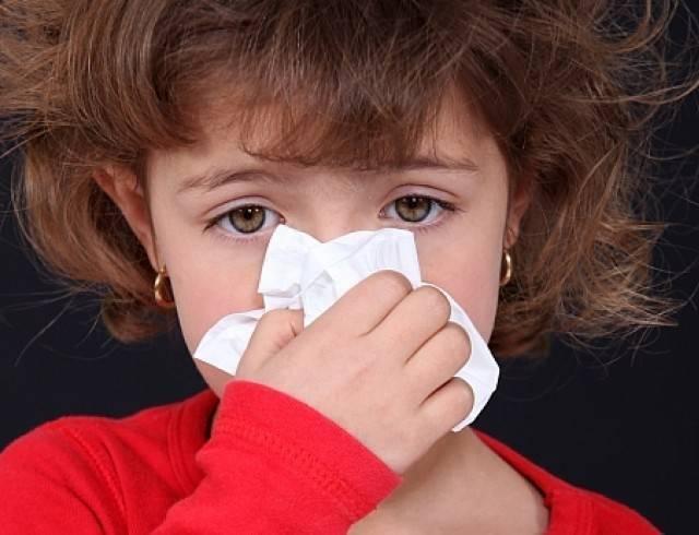 Особенности лечения насморка у ребенка 5 лет
