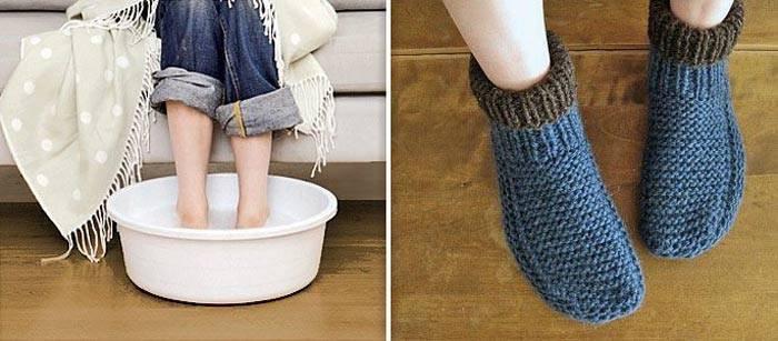 Горчица в носки и другие способы применения горчицы при простуде, кашле или насморке