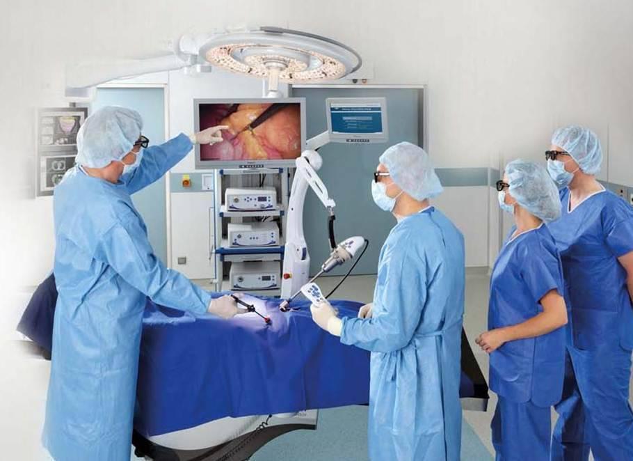 Лапароскопия желчного пузыря (удаление камней либо всего органа путём лапароскопической операции) – преимущества, показания и противопоказания, подготовка и ход операции, восстановление и диета