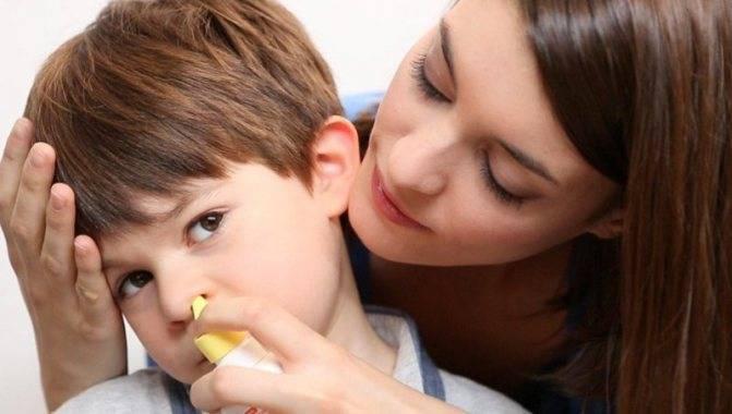 народные средства лечения гайморита у детей
