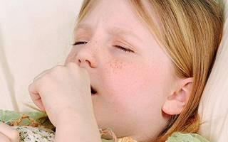 Как помочь ребенку, если кашель провоцирует рвоту