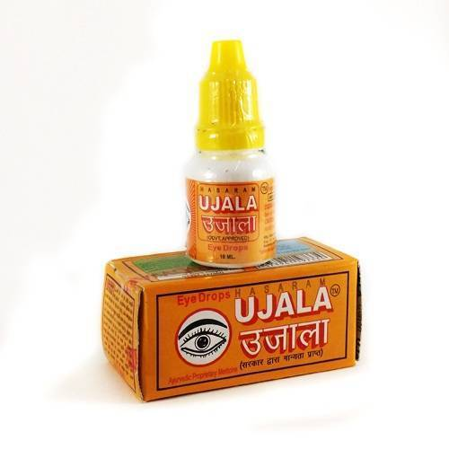 Глазные капли «уджала»: офтальмологический препарат с обширным списком воздействий