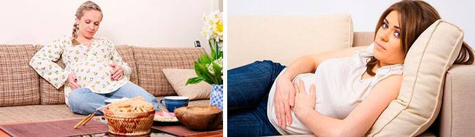 Заложенность ушей при беременности
