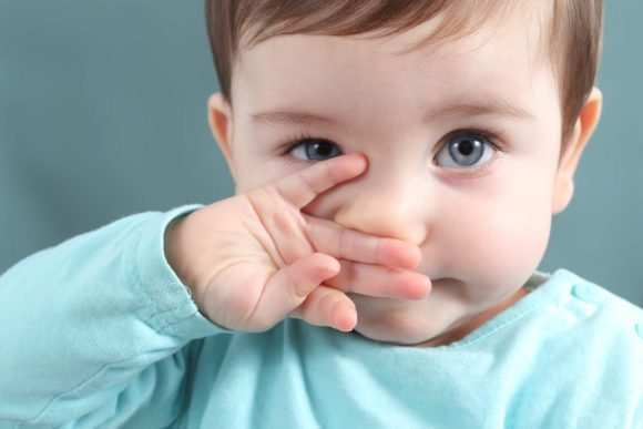 Ребенок 2месяца хрюкает