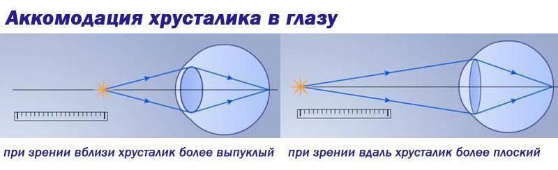 Что нужно знать о нарушение аккомодации глаз: подробная классификация, признаки и лечение