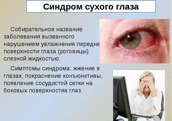 Синдром сухого глаза: что делать, когда кончились слезы
