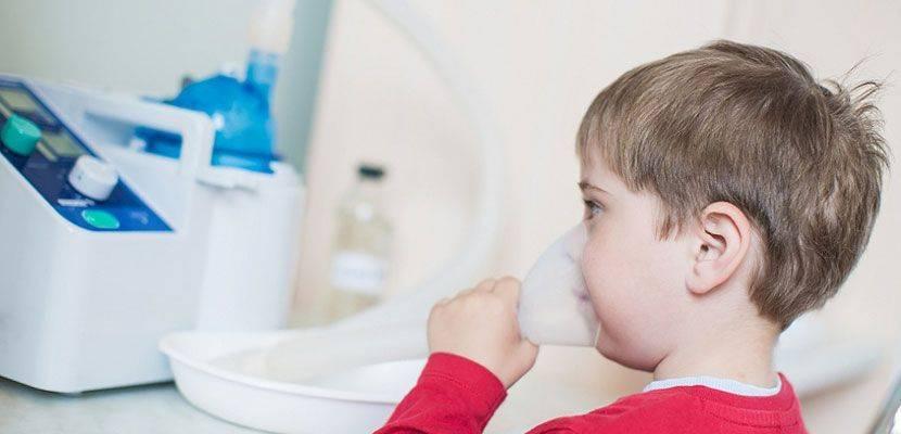 ингаляции при ларингите небулайзером препараты у детей