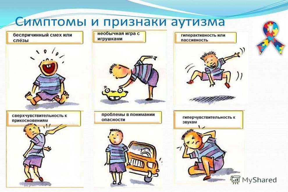 Симптомы аутизма у малышей: как выглядят «другие» дети