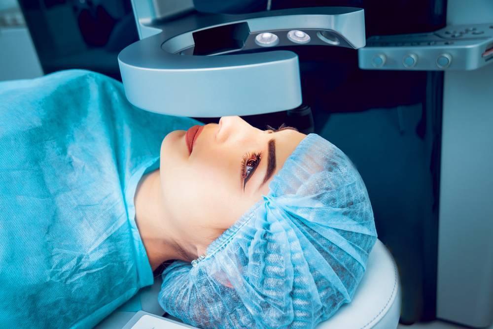 Что такое эксимерлазерная коррекция зрения