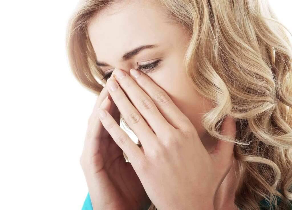 Причины сухости в носу и ее лечение