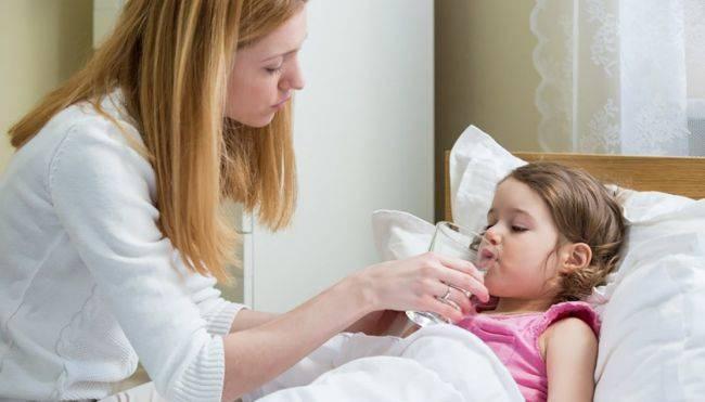 Сухой кашель у ребенка: чем лечить