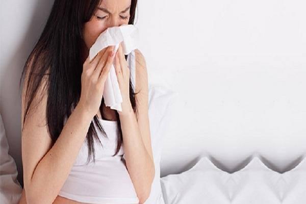 Как помочь беременной при сухом кашле