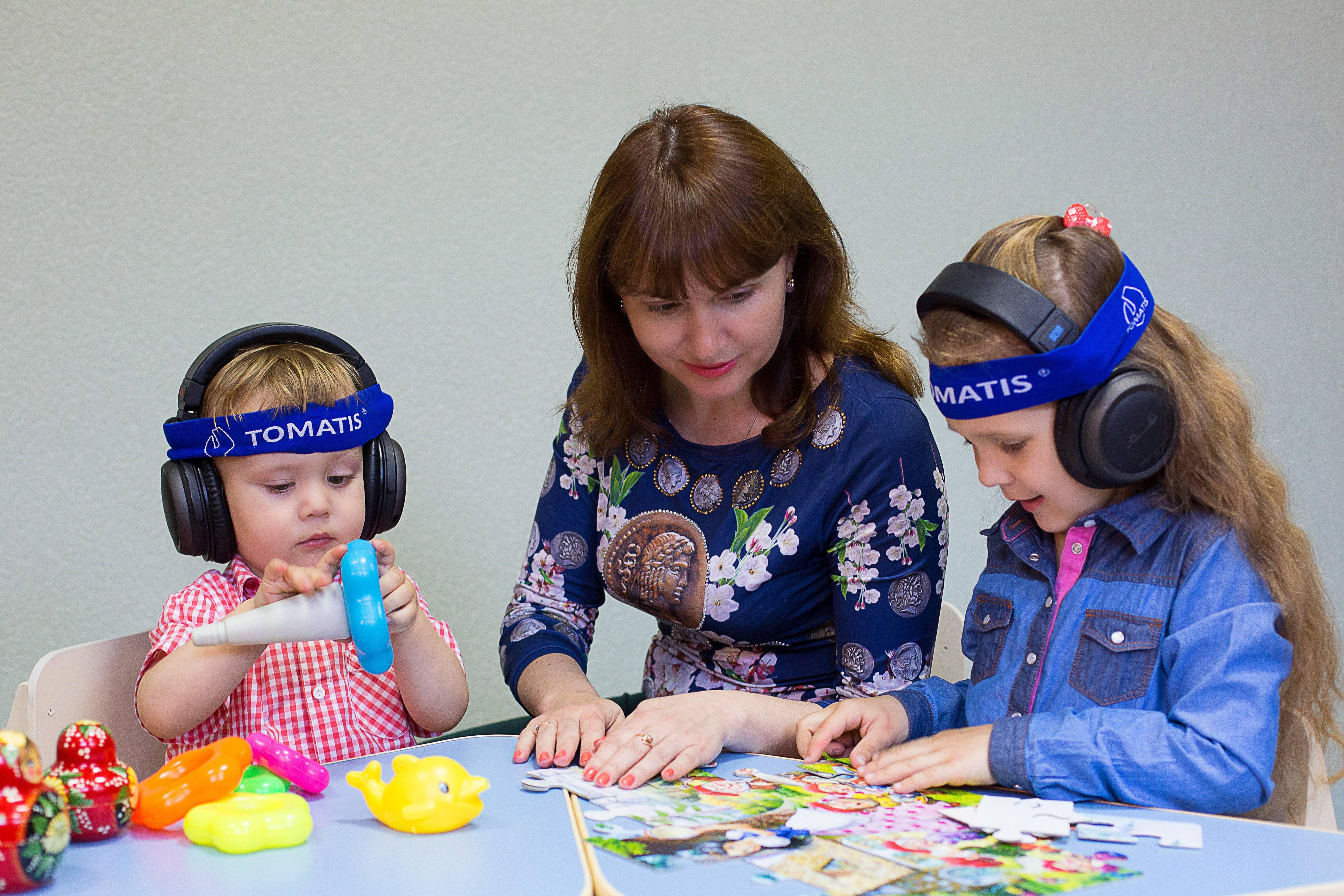 Коррекционно-педагогическая помощь при аутизме