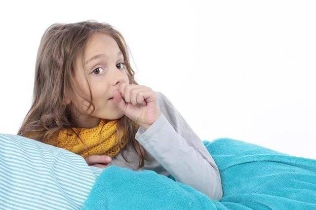 ребенок часто кашляет что делать