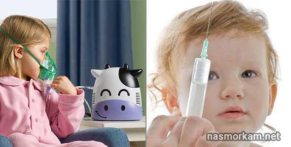 приступы кашля до рвоты у ребенка
