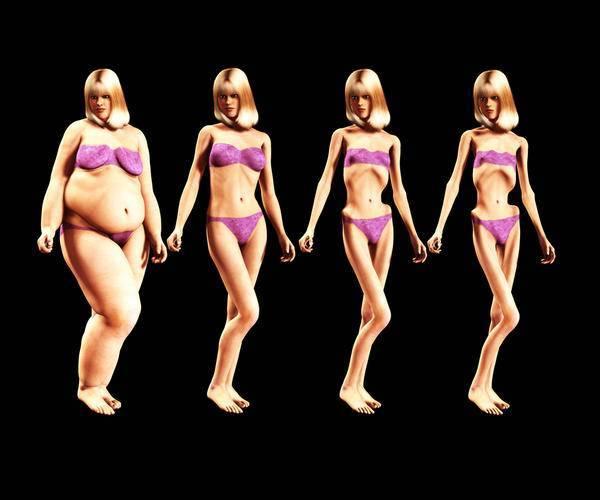как довести себя до анорексии за месяц