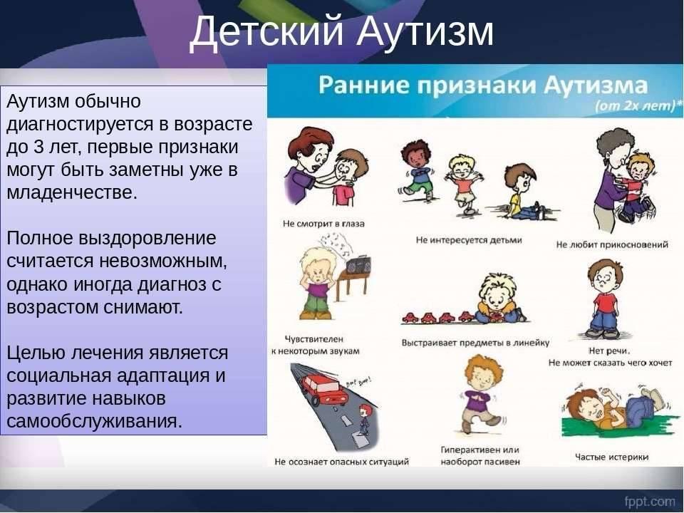 аутизм передается по наследству