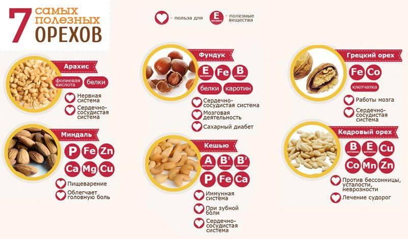 Орехи против холестерина :: рецепты и диеты :: «живи!»