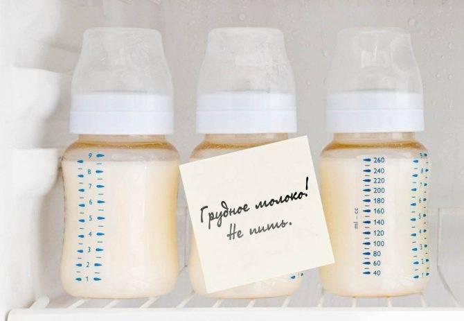 грудное молоко в нос новорожденному