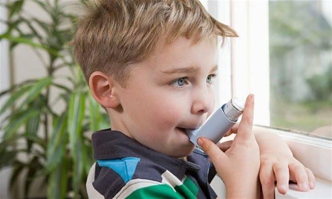 ингалятор при аденоидах у детей