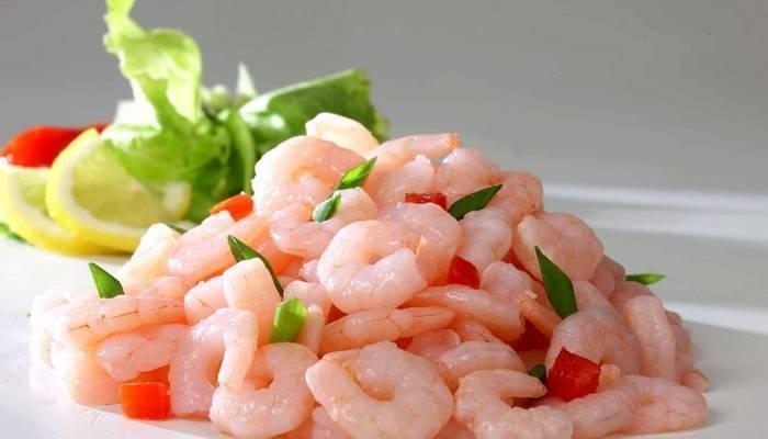 Полезные и вредные свойства холестерина в мясе креветок