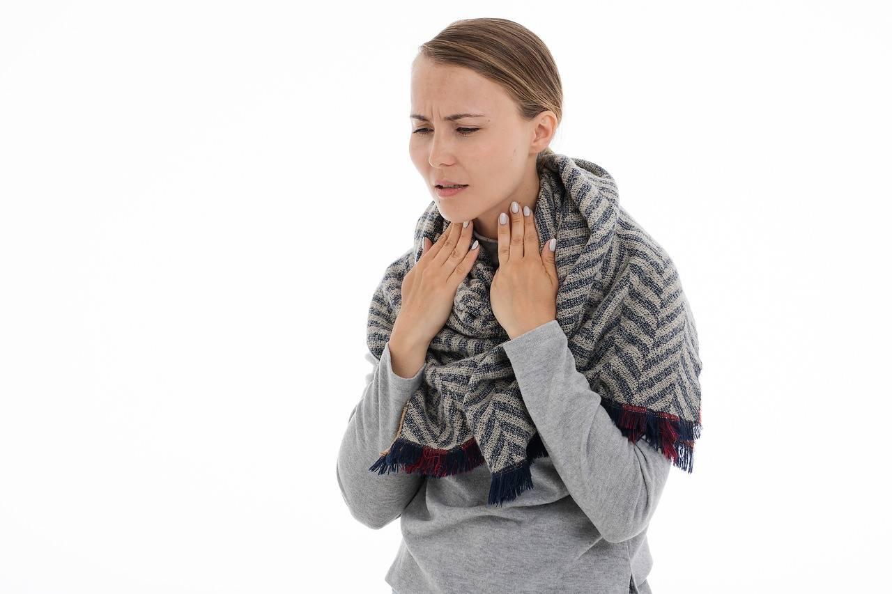 Что делать, если пропал голос при простуде