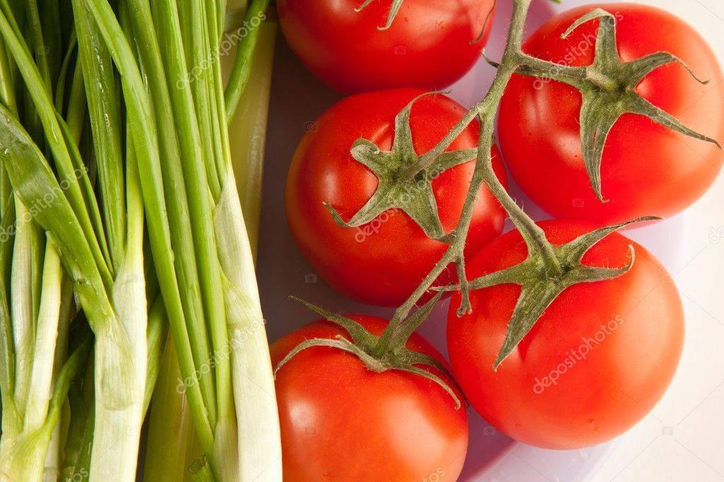 Влияние томатов на показатели холестерина
