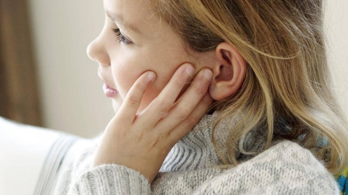 виды отитов у детей
