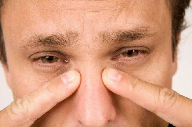 чем лечить отек слизистой носа