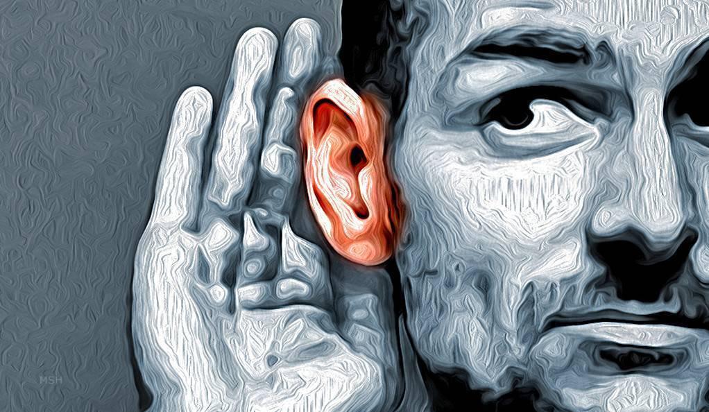 звуковые галлюцинации
