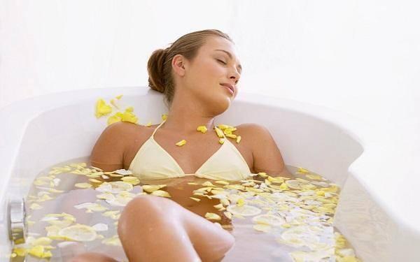 Разрешается ли принимать теплые ванны при цистите