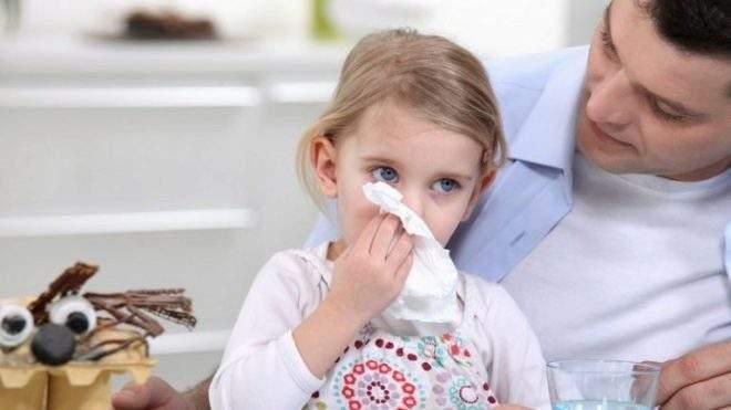 Чем лечить насморк у ребенка 3 лет быстро и безопасно