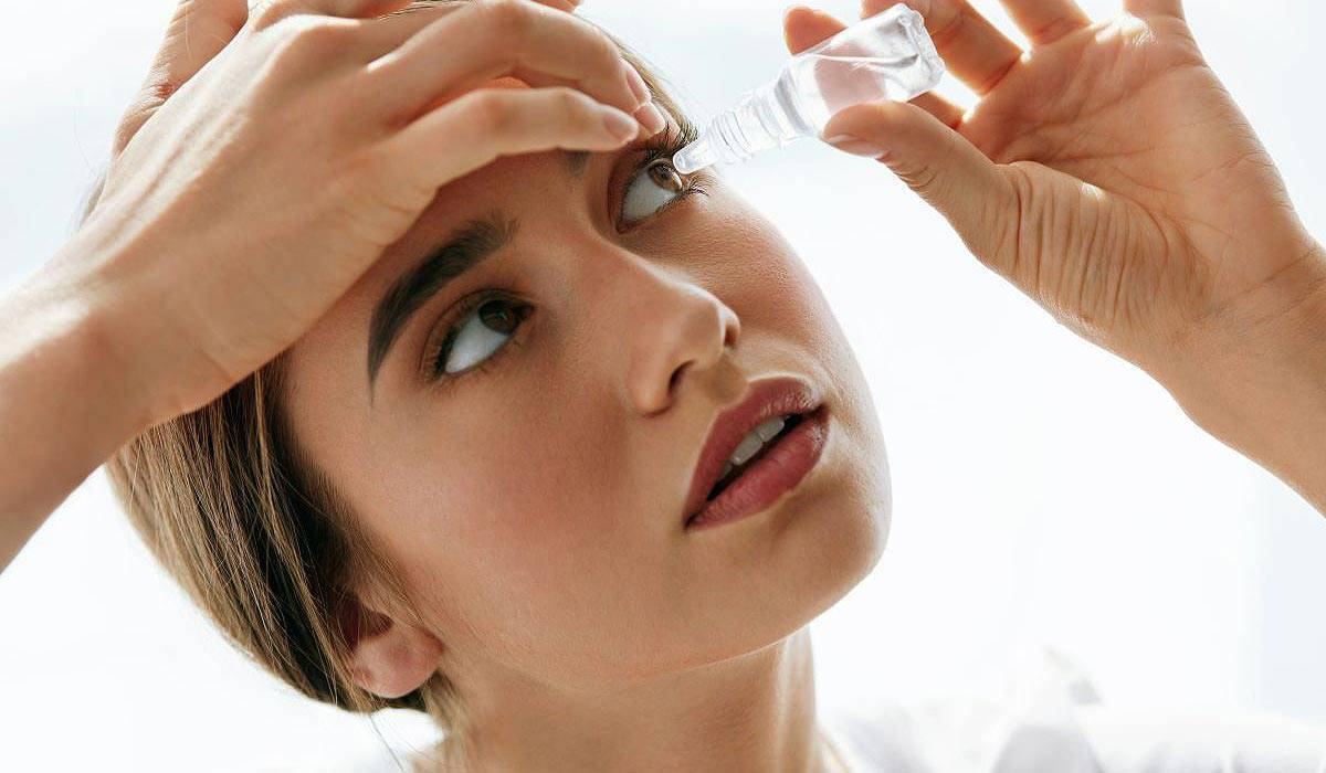 Как промывать глаза при конъюнктивите заваркой