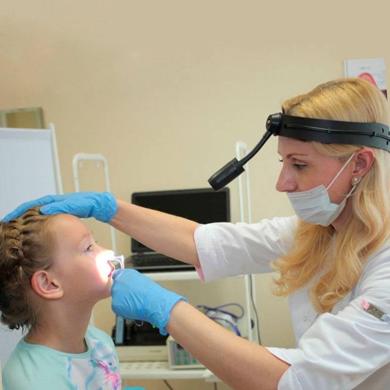 Симптомы и лечение синусита у детей разного возраста + видео