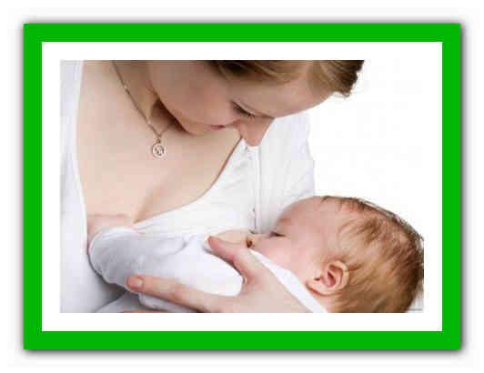Застой молока у кормящей мамы (лактостаз)