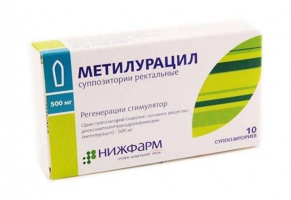 антибиотик при геморрое таблетки