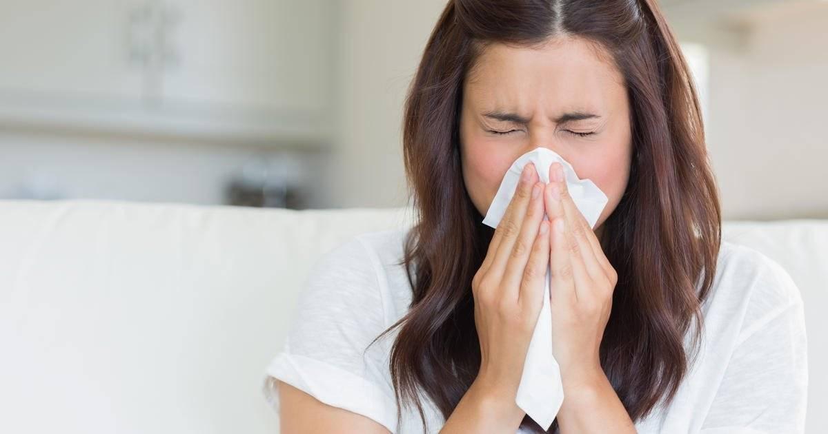 бывает ли температура при насморке