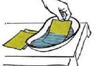 Горчичники – действенное средство от простуды. применение горчичников при лечении насморка