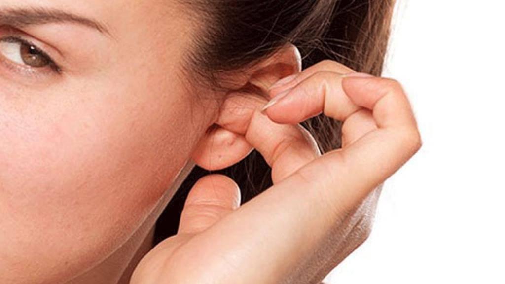 Зуд в ушах - причины и лечение