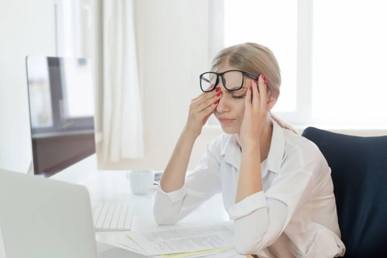 Что поможет, если от компьютера сильно устают глаза?
