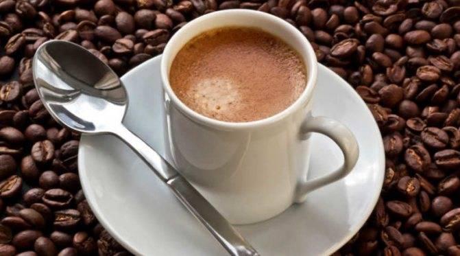 можно ли кофе при цистите